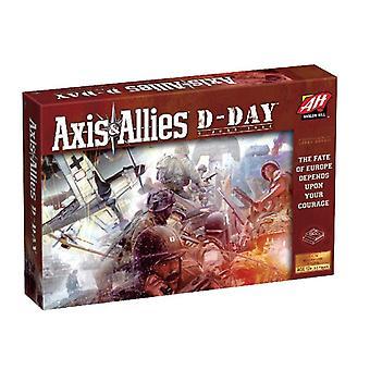 Axis & allierade D-Day brädspel