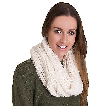 Regard extérieur Womens/dames Balloch Chunky Snood écharpe en tricot