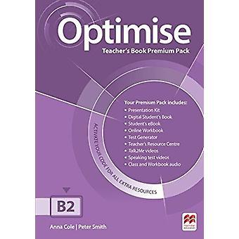 Optimise B2 Teachers Book Premium Pack by Malcolm Mann