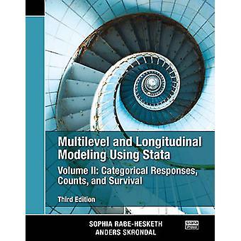 Multilevel en longitudinale modellering met behulp van stata volume II door Sophia RabeHesketh