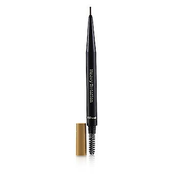Kiss Me Heavy Rotation Eyebrow Pencil - # 03 Ash Brown - 0.09g/0.003oz