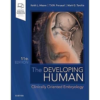 Developing Human by Keith L Moore