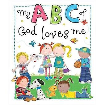 My ABC Of God Loves Me - 9781788930536 Book