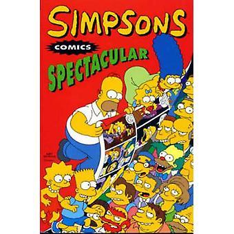 Simpsons Comics Spectacular door Matt Groening