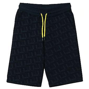Hugo Boss Kids All-over Logo Shorts