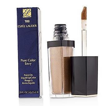 Estee Lauder Pure Color Envy Paint On Liquid Lipcolor - # 108 Złoto Zanurzone (metaliczne) 7ml/0.23oz