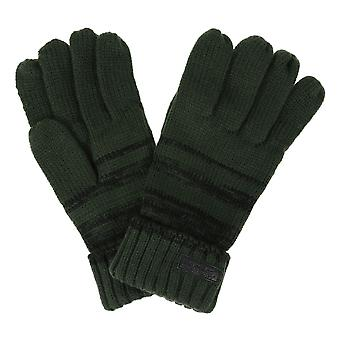 Regatta Men's Davion Knitted Gloves Bayleaf S/M
