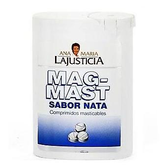 Ana María Lajusticia Chewable Magnesium Whipped Flavor 36 Tablets