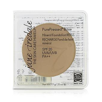 Pure pressed base mineral foundation refill spf 20 honey bronze 208721 9.9g/0.35oz