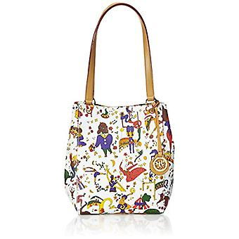 piero drive 21283 Magic Circus Bag Tote 27 cm White