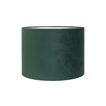 Licht & Leben Zylinder Schatten 55x55x41cm Velours Dutch Green