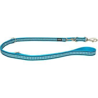 Red Dingo Reflective belt Turquoise (Dogs , Collars, Leads and Harnesses , Leads)