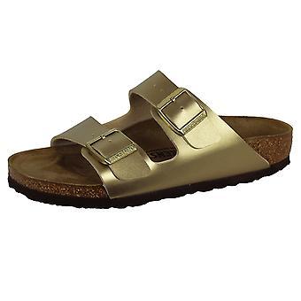 Birkenstock arizona bs women's gold sandals