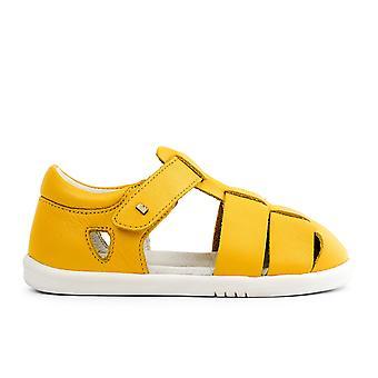 Bobux I-walk Boys Tidal Quick Dry Sandals Yellow