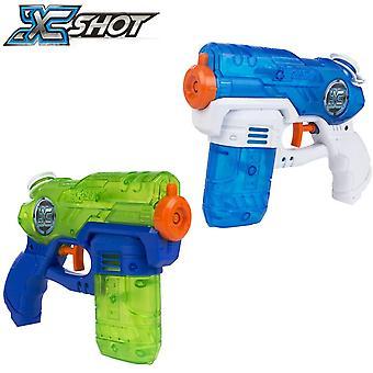 Zuru X Shot Vatten Blaster Gun Twin Pack Vatten Pistols