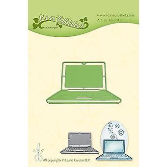LeCrea - Lea'bilitie Laptop Cut og Preging Die 45.5015 (01-19)