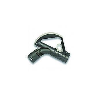 Wand Handle Assembly Dark Steel/white