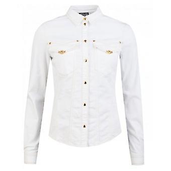 Versace Jeans Couture Western Denim Shirt