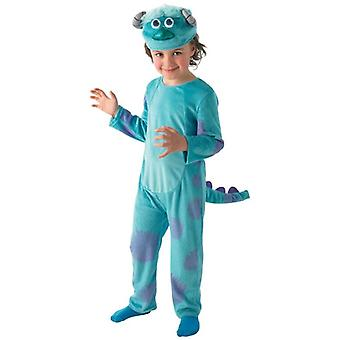 Sulley - Child - Deluxe Costume. Size : Small