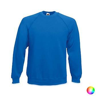 Unisex Sweatshirt without Hood Fruit of the Loom 143567