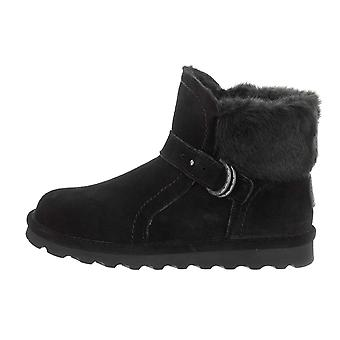 Bearpaw Womens Koko Suede Closed Toe Ankle Cold Weather Boots