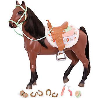 Vores Generation Buckskin hest