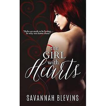 The Girl With Hearts by Blevins & Savannah