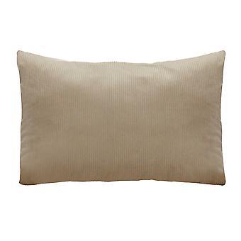 Tan Textured Indoor / Outdoor Lumbar Pillow