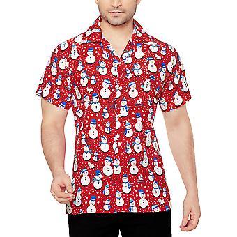 Club cubana men's regular fit classic short sleeve casual shirt ccx25