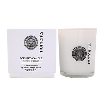 Scented Candle Moments Passion 150 gr