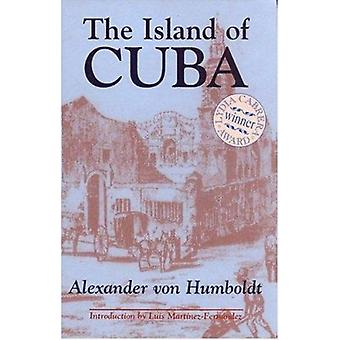 The Island of Cuba (New edition) by Alexander von Humboldt - Luis Fer