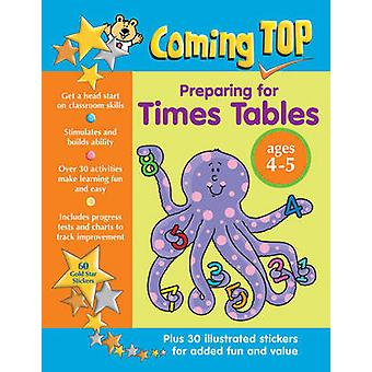 Preparing for Times Tables by Louisa Somerville - David Smith - 97818