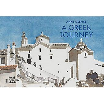 Anne Desmet - A Greek Journey by Anne Desmet - 9781912520237 Book