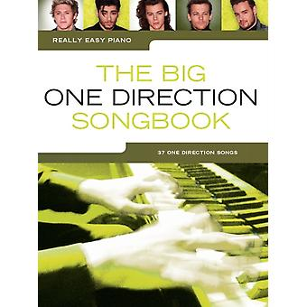 Really Easy Piano  The Big One Direction Songbook
