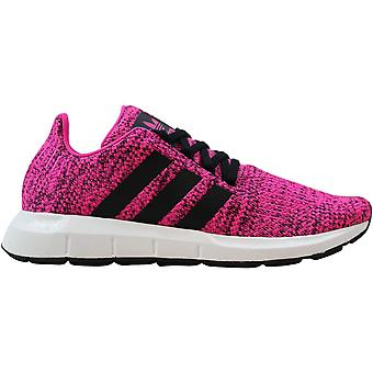 Adidas Swift Run J Shock Pink/Core Black B41804 Grade-School