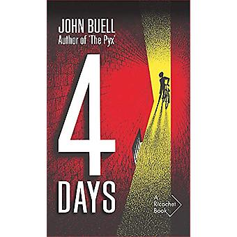 Four Days by John Buell - 9781550655117 Book