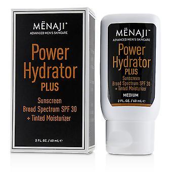 Power hydrator plus sunscreen broad spectrum spf 30 + tinted moisturizer (medium) 227313 60ml/2oz