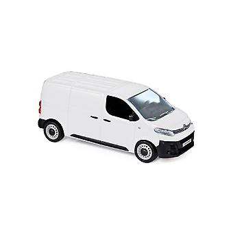 Citroen Jumpy (2016) in White (1:43 scale by Norev 155820)