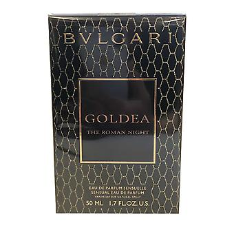 Bulgari Goldea The Roman Night Eau de Parfum Spray 50ml