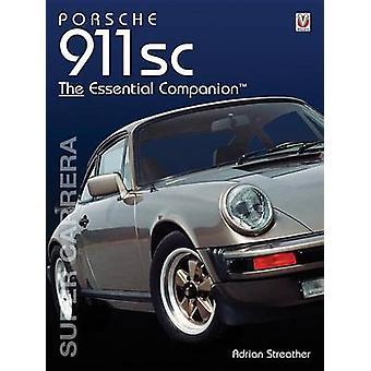 Porsche 911 SC by Adrian Streather - 9781845849559 Book