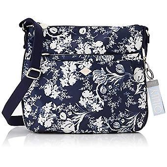 Oilily Groovy Shoulderbag Mvz 1 - Blue Women's Shoulder Bags (Blau (Dark Blue)) 9.5x23.0x25.0 cm (B x H T)