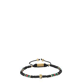 Northskull Stmayg22221mlblack Men's Black Steel Bracelet