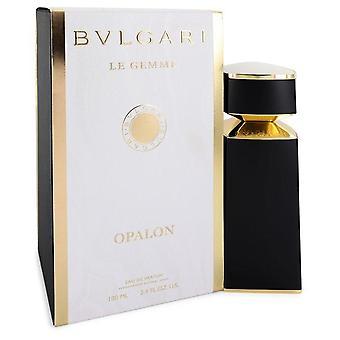 Bvlgari Le Gemme Opalon Eau De Parfum Spray Por Bvlgari 3.4 oz Eau De Parfum Spray