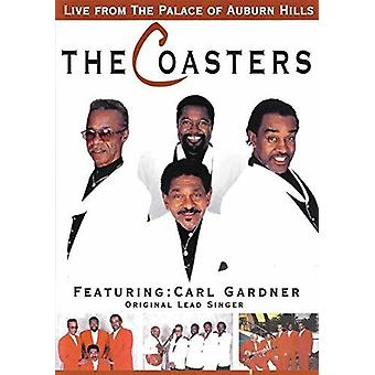Coasters - Live From the Palace of Auburn Hills [CD] USA import