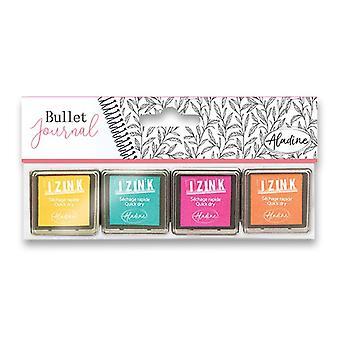 Aladine Bullet Jouran Mini Inkpads Pastel