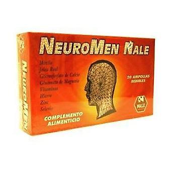 Neuromen 20 ampoules