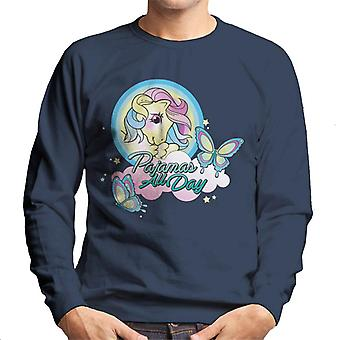 My Little Pony Pajamas All Day Men's Sweatshirt