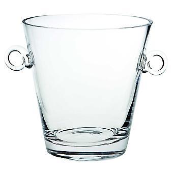 """9"""" Mund Blæst europæisk glas isspand eller køligere"""
