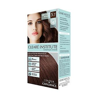 Color Clinuance Hair Color 5.7 Intense Chocolate Delicate Hair 1 unit