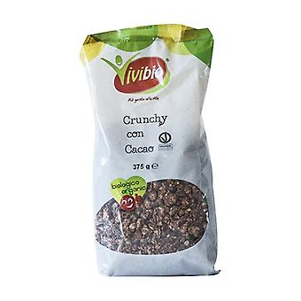 Crunchy with cocoa 375 g